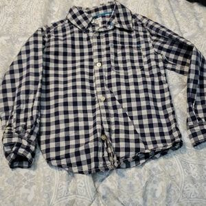 Excellent condition! Carter's button up